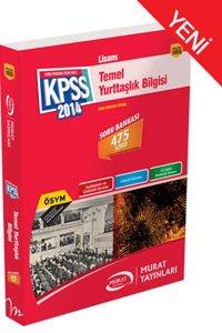 KPSS Temel Yurttaşlık Bilgisi Soru Bankası 2014