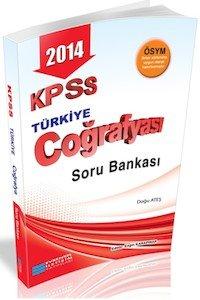 KPSS Türkiye Coğrafyası Soru Bankası Evrensel 2014