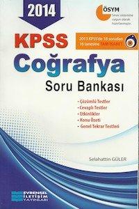 KPSS Coğrafya Soru Bankası Evrensel 014