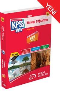 KPSS Türkiye Coğrafyası Soru Bankası 2014
