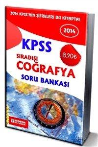 KPSS Sıradışı Coğrafya Soru Bankası 2014