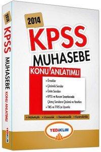 KPSS A Grubu Muhasebe Konu Anlatımlı - 2014