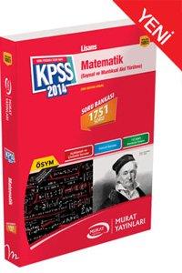 KPSS Matematik Soru Bankası 2014