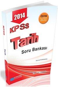 KPSS Tarih Soru Bankası 2014