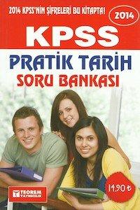 KPSS Pratik Tarih Soru Bankası  2014