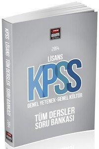 KPSS Tüm Dersler Soru Bankası GK. GY. 2014