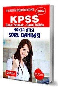 KPSS Genel Kültür Genel Yetenek Nokta Atışı Soru Bankası 2014