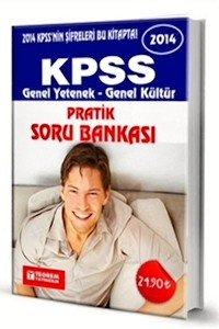 KPSS Genel Yetenek Genel Kültür Pratik Soru Bnkası 2014