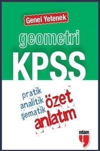 KPSS Geometri Genel Yetenek Özet Anlatım - Cep Boy