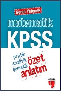 KPSS Matematik Genel Yetenek Özet Anlatım - Cep Boy
