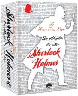 Sherlock Holmes Tüm Hikayeleri - Tek Kitap