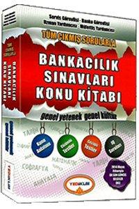 Bankacılık Sınavlarına Hazırlık Konu Anlatımlı GY. GK. - 2014