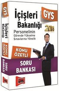 İçişleri Bakanlığı GYS Konu Özetli Soru Bankası - 2014