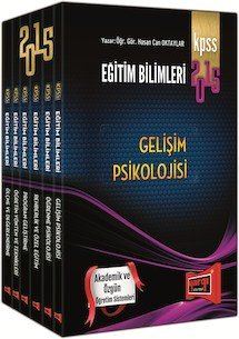 KPSS Eğitim Bilimleri Konu Anlatımlı Modüler Set Yargı Yayınları 2015