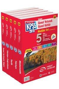 KPSS Konu Anlatımlı Modüler Set GY. GK. Lisans -2015