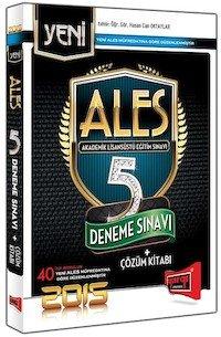 ALES 5 Fasikül Deneme Sınavı Yargı Yayınları 2015