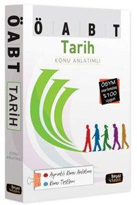 ÖABT Tarih Öğretmenliği Konu Anlatımlı Beyaz Kalem Yayınları 2015