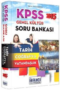 KPSS Genel Kültür Soru Bankası İrem Yayınları 2015