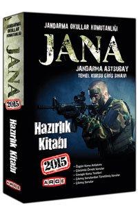 Jandarma Astsubay Temel Kursu Giriş Sınavı Hazırlık Kitabı - 2015