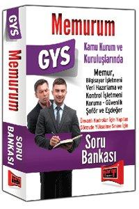 GYS Memurum Soru Bankası Yargı Yayınları 2015