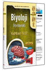 ÖABT Biyoloji Öğretmenliği Yaprak Test Yargı Yayınları 2015