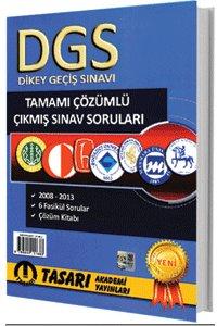 DGS Tamamı Çözümlü Çıkmış Sınav Soruları - Tasarı Yayınları 2015