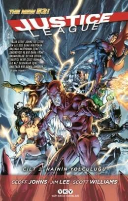 Justice League 2 - Hainin Yolculuğu
