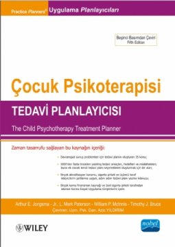 Çocuk Psikoterapisi Tedavi Planlayıcısı - The Child Psychotherapy Treatment Planner