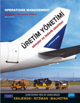 Üretim Yönetimi - Operations Management