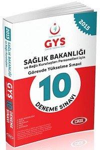 GYS Sağlık Bakanlığı 10 Deneme Sınavı 2015
