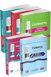 KPSS Genel Kültür Genel Yetenek Tamamı Soru Bankası Seti 2015
