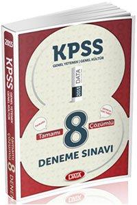KPSS Genel Kültür Genel Yetenek Tamamı Çözümlü 8 Deneme 2015