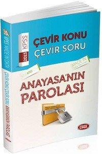 KPSS Anayasanın Parolası Çevir Konu Çevir Soru 2015