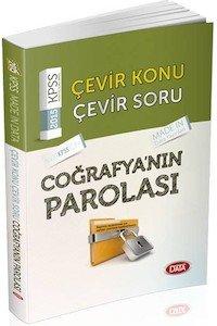 KPSS Coğrafyanın Parolası Çevir Konu Çevir Soru 2015