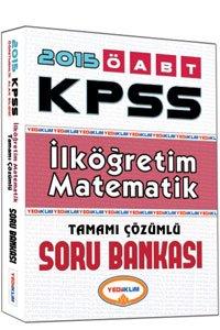 ÖABT İlköğretim Matematik Öğretmenliği Tamamı Çözümlü Soru Bankası 2015