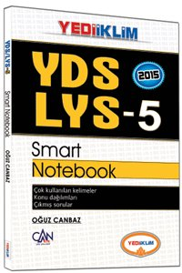 YDS ve LYS-5 Smart Notebook 2015