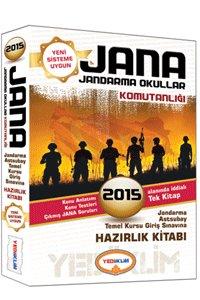 Jana Jandarma Okullar Komutanlığı Hazırlık Kitabı 2015