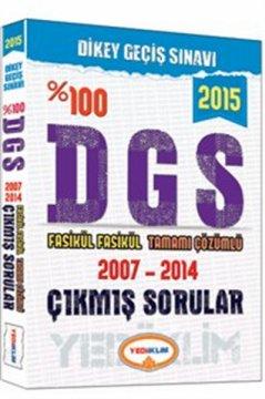 DGS Fasikül Fasikül Tamamı Çözümlü Çıkmış Sorular 2015