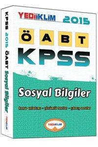 KPSS ÖABT Sosyal Bilgiler Öğretmenliği Konu Anlatımlı 2015
