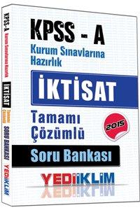 KPSS A İktisat Tamamı Çözümlü Soru Bankası 2015
