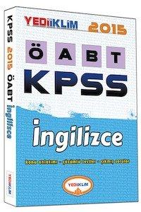 KPSS ÖABT İngilizce Öğretmenliği Konu Anlatımlı 2015
