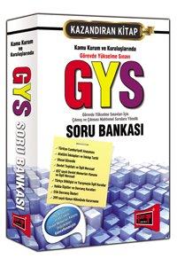 GYS Tüm Kamu Kurum ve Kuruluşları İçin Soru Bankası 2015