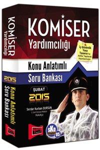 Komiser Yardımcılığı Konu Anlatımlı Soru Bankası 2015