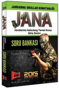 JANA Jandarma Astsubay Temel Kursu Giriş Sınavı Soru Bankası 2015