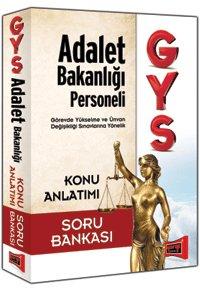 GYS Adalet Bakanlığı Konu Anlatımlı Soru Bankası 2015