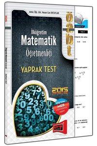 ÖABT İlköğretim Matematik Öğretmenliği Yaprak Test 2015