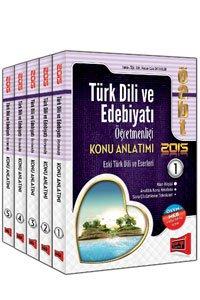 ÖABT Türk Dili ve Edebiyatı Öğretmenliği Konu Anlatımlı Modüler Set 2015