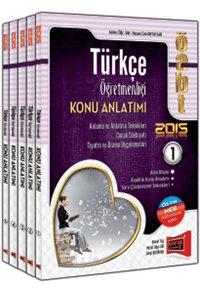 ÖABT Türkçe Öğretmenliği Konu Anlatımlı Set 2015