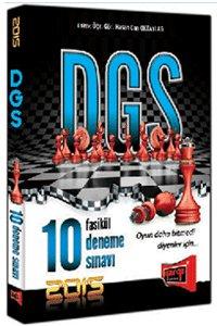 DGS Tamamı Çözümlü 10 Deneme Sınavı 2015
