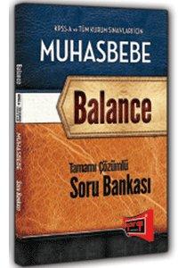 KPSS A Tamamı Çözümlü Muhasebe Soru Bankası Balance 2015